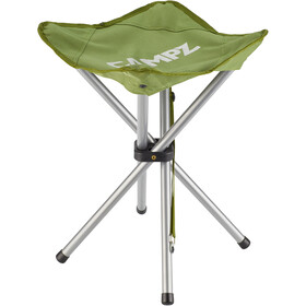 CAMPZ 4 Legs Folding Stool, olive